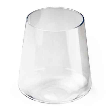 GSI Stemless Wine Glass in See Photo - Closeouts