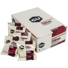 GU Energy Chews - 24-Pack in Black Cherry - Closeouts