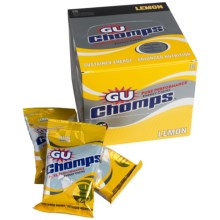 GU Lemon Chomps - 16-Pack in Lemon - Closeouts