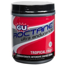 GU Roctane Ultra Endurance Drink - 12 Servings in Tropical Fruit - Closeouts