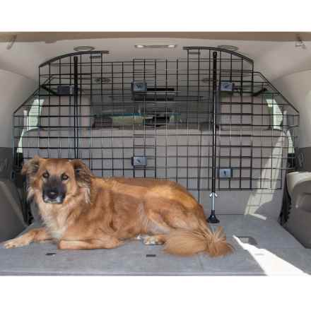 Guardian Gear Vehicle Pet Barrier in Black - Closeouts