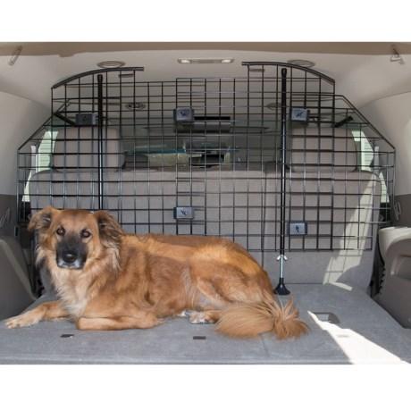 Guardian Gear Vehicle Pet Barrier in Black