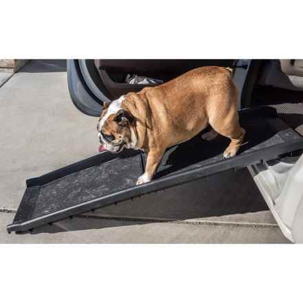 Guardian Gear Vehicle Pet Ramp in Black - Closeouts