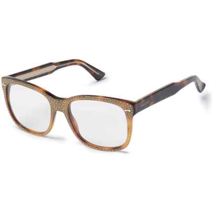 Gucci Wayfarer Sunglasses (For Women) in Havana - Overstock