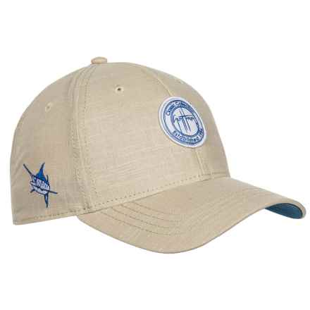 Guy Harvey Circa Hat (For Men and Women) in Khaki - Closeouts