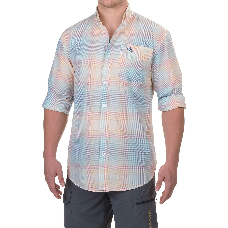 Guy Harvey Griddle Fish Shirt For Men Save 69