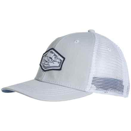 Guy Harvey Spinaka Hat in Gray - Closeouts