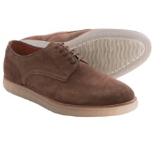 H by Hudson Boson Oxford Shoes - Suede (For Men) in Brown Suede - Closeouts