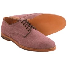 H by Hudson Hadstone Oxford Shoes (For Men) in Bordeaux - Closeouts