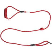 "H4Legs H-Leash - 58"" in Red - Closeouts"