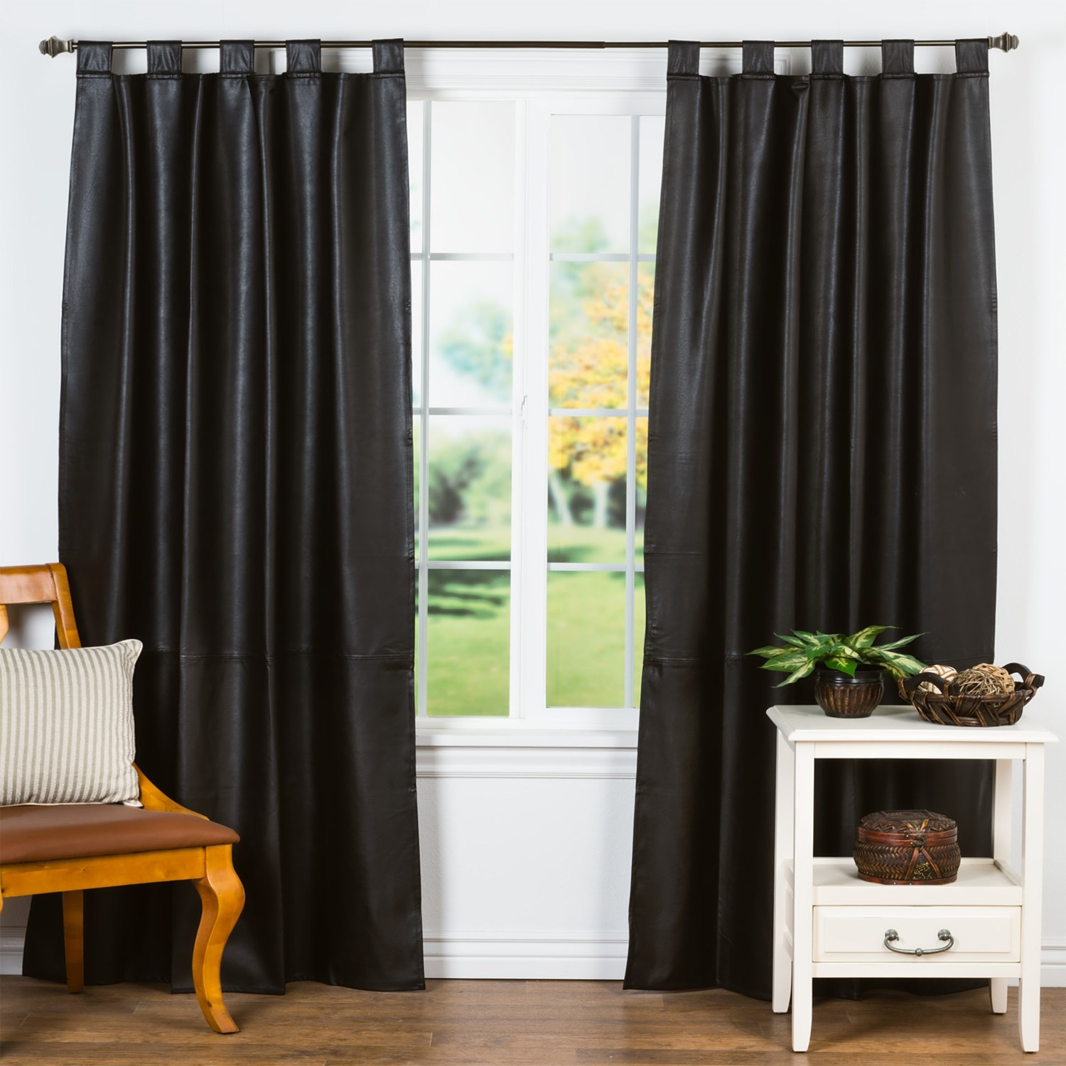 Curtains Ideas Faux Leather Inspiring Pictures Of Designs And Decorating
