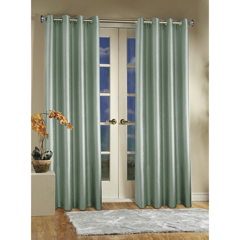 Curtains for patio doors - Patio Door Curtains Grommet Top