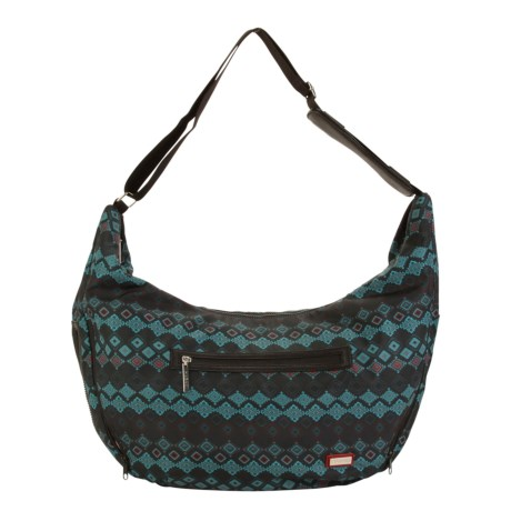 HADAKI Hobo Fit Bag (For Women) in Geo