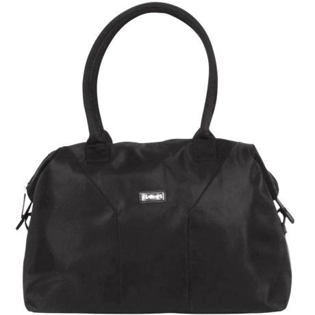 HADAKI Satchel (For Women) in Black