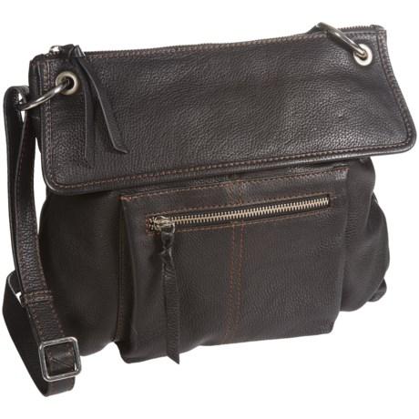 HADAKI Tania Crossbody Bag - Leather (For Women)