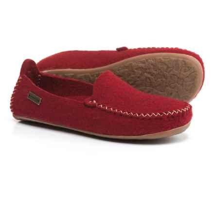 Haflinger ASV Moccasins (For Women) in Chili - Closeouts