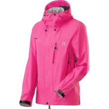 Haglofs Astral II Q Gore-Tex® Jacket - Waterproof (For Women) in Astral Pink - Closeouts