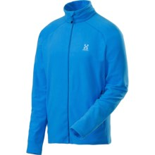 Haglofs Astro Fleece Jacket (For Men) in Aero Blue - Closeouts