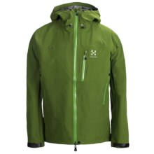 Haglofs Atlas Gore-Tex® Jacket - Waterproof (For Men) in Leaf Green - Closeouts