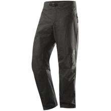 Haglofs Bara Q Pants - Waterproof (For Women) in Black - Closeouts