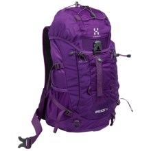 Haglofs Breeze Backpack - 25L in Imperial Purple - Closeouts