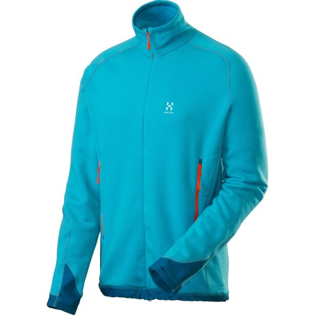 Haglofs Bungy II Jacket (For Men) in Peacock