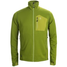 Haglofs Bungy Jacket (For Men) in Stem Green - Closeouts