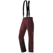 Haglofs Couloir Gore-Tex® Snowsport Pants - Waterproof, Soft Shell (For Men) in Mellow Red - Closeouts