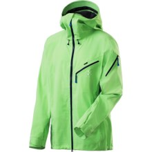 Haglofs Couloir Pro Gore-Tex® Soft Shell Jacket - Waterproof (For Men) in Pistachio - Closeouts