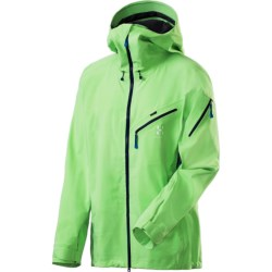 Haglofs Couloir Pro Gore-Tex® Soft Shell Jacket - Waterproof (For Men) in Pistachio