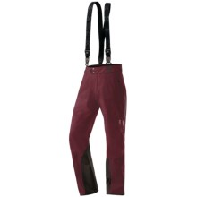Haglofs Couloir Q Gore-Tex® Snowsport Pants - Waterproof, Soft Shell (For Women) in Mellow Red - Closeouts