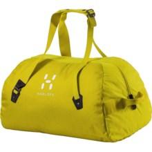 Haglofs Dome 40 Duffel Bag in Seasparkle/Firefly - Closeouts