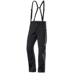 Haglofs Eryx Windstopper® Soft Shell Pants (For Men) in Black