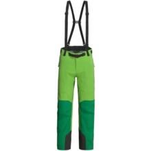 Haglofs Eryx Windstopper® Soft Shell Pants (For Men) in Oxide Green/Verdigris - Closeouts