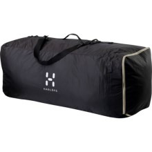 Haglofs Flight Bag - Large in True Black - Closeouts