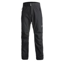 Haglofs Hail Pants (For Men) in Black - Closeouts