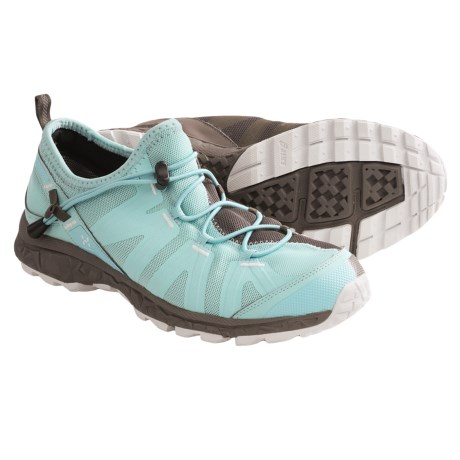 Haglofs Hybrid Q Hiking Shoes (For Women) in Blesi Blue