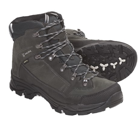 Haglofs Jaunt Gore-Tex® Hiking Boots - Waterproof, Nubuck-Suede (For Men) in Charcoal