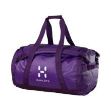 Haglofs Lava 90 Duffel Bag in Dragon/Triffid - Closeouts