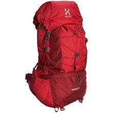 Haglofs Matrix Q50 Backpack (For Men and Women) in Rich Red/Rubin - Closeouts