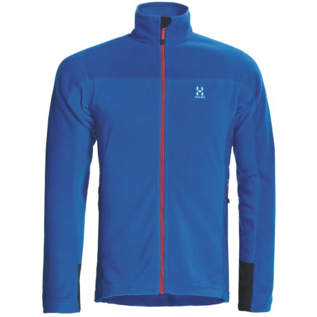 Haglofs Micro Jacket (For Men) in Speed Blue/Banner Blue