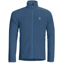 Haglofs Micro Jacket (For Men) in Strato Blue - Closeouts