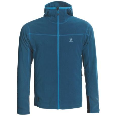 Haglofs Micro Zip Jacket (For Men) in Strato Blue