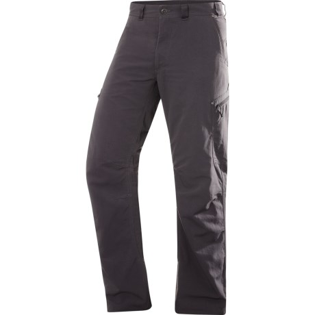 Haglofs Mid Fjell Pants - UPF 40+ (For Men) in Magnetite
