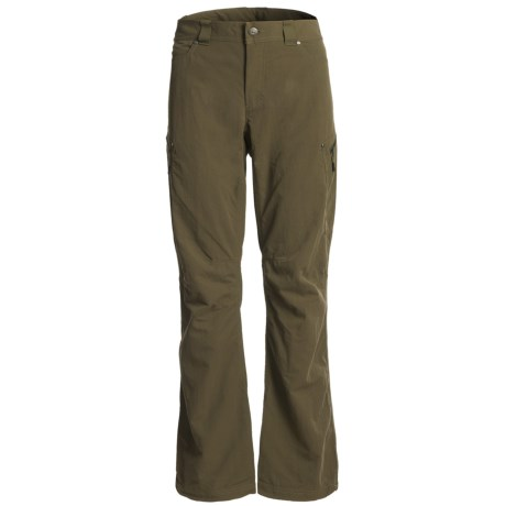 Haglofs Mid Fjell Pants - UPF 40+ (For Women) in Bracken