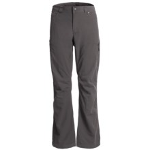 Haglofs Mid Fjell Pants - UPF 40+ (For Women) in Charcoal - Closeouts