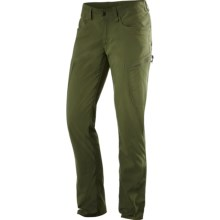 Haglofs Mid Fjell Q RL Pants - UPF 30+ (For Women) in Juniper - Closeouts