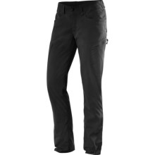 Haglofs Mid Fjell Q RL Pants - UPF 30+ (For Women) in True Black - Closeouts