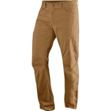 Haglofs Mid II Fjell Climatic Pants - UPF 30+ (For Men) in Lion Gold - Closeouts