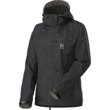 Haglofs Orion Gore-Tex® Jacket - Waterproof (For Women) in Black - Closeouts
